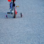 自転車の練習とせどりを比べてみた。