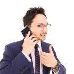 卸への営業電話。こんな流れで話してます。
